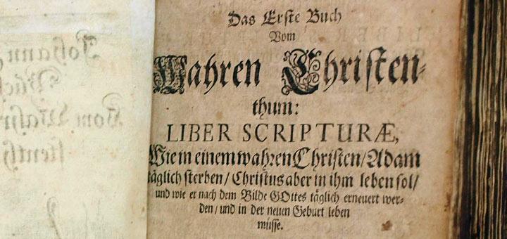 Wahren Christentum 1679