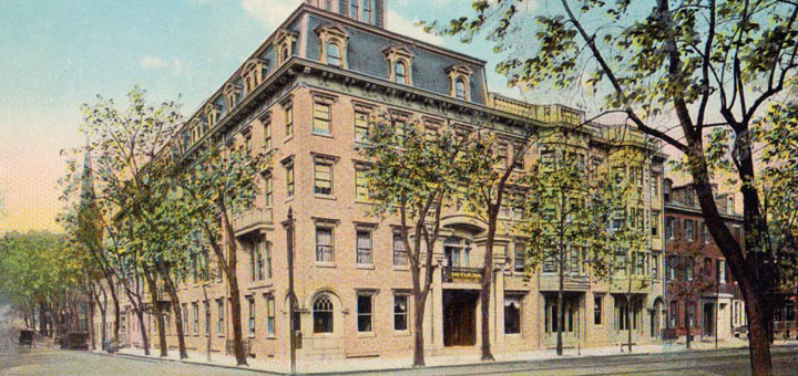 The Karldon Hotel, United States Hotel, Easton, PA