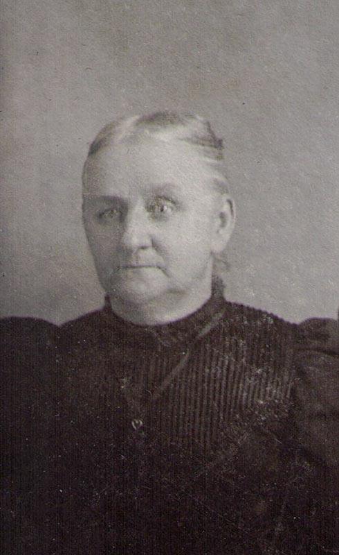 Mary Ann Hagenbuch Foust Detail
