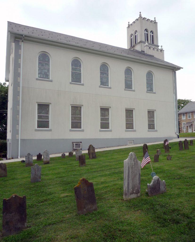 Zion Stone Church, Kreidersville, PA