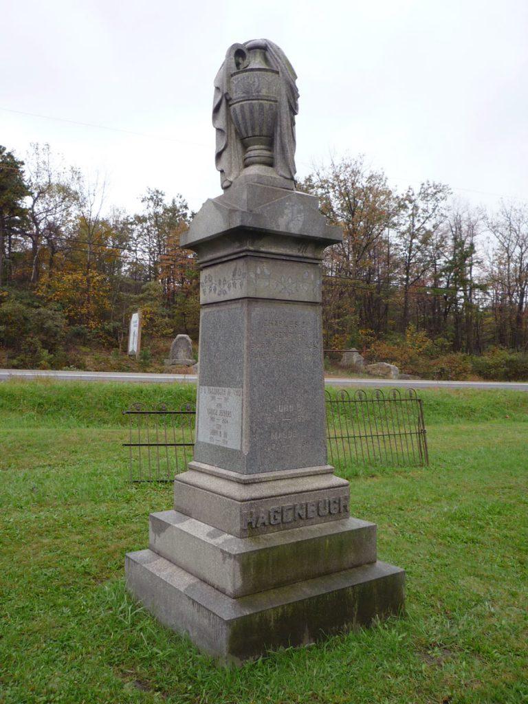Charles C. Hagenbuch Gravesite