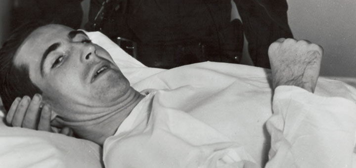 Joe Miller and William Raymond Hagenbaugh, 1934