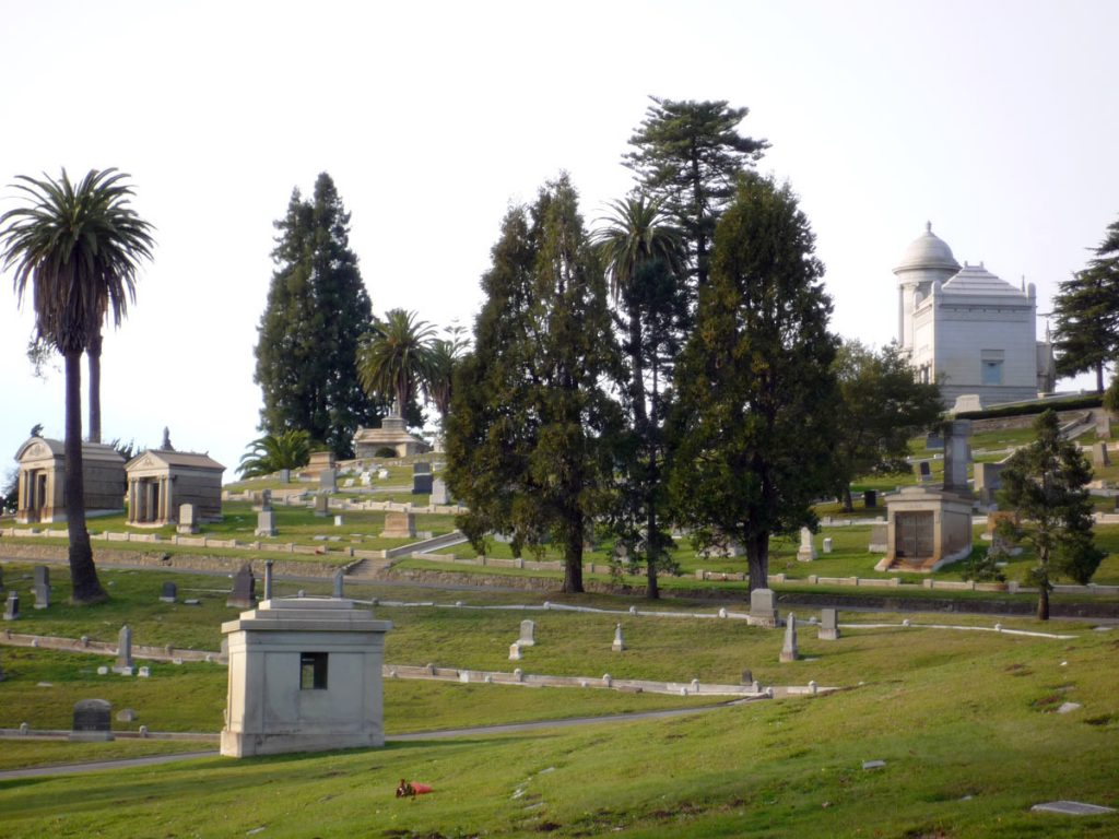 Mountain View Cemetery Oakland, CA