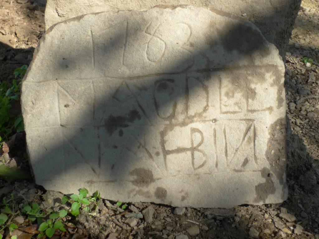 MAGDLENAHBIN 1783 Gravestone