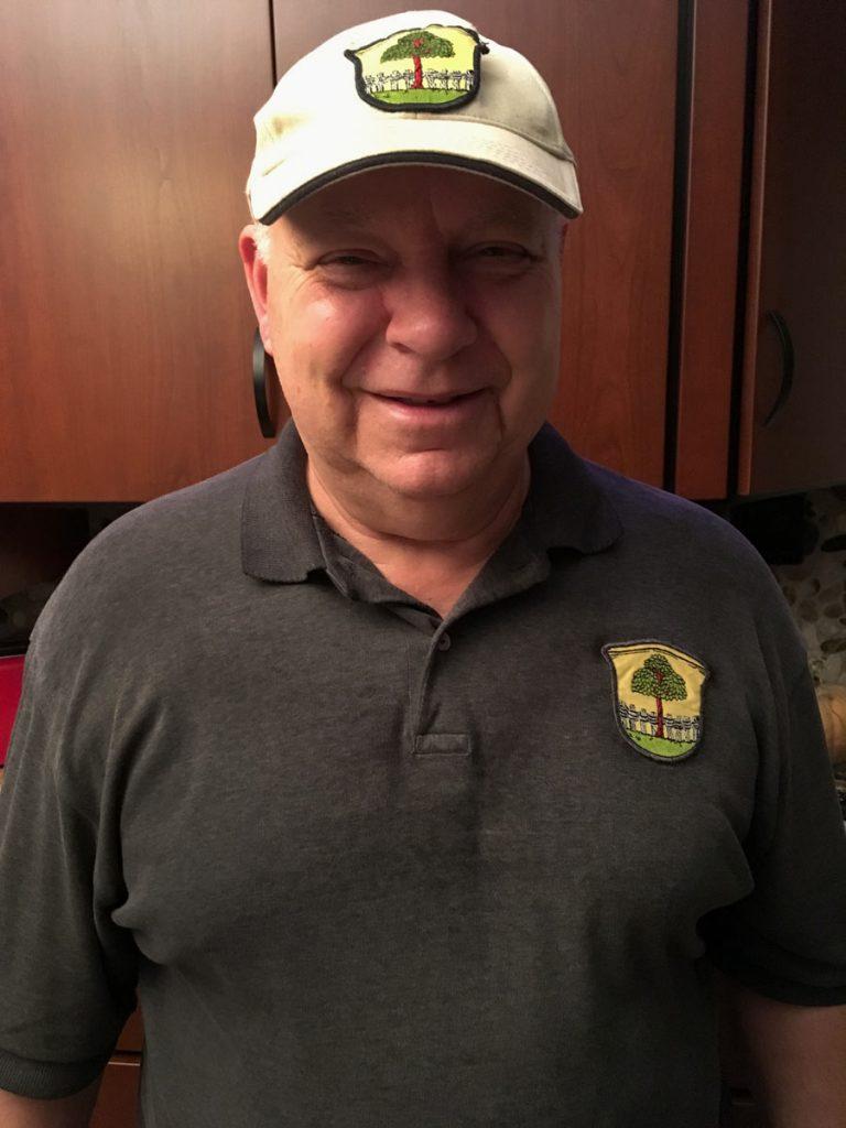 Mark Hagenbuch Patch Hat Shirt