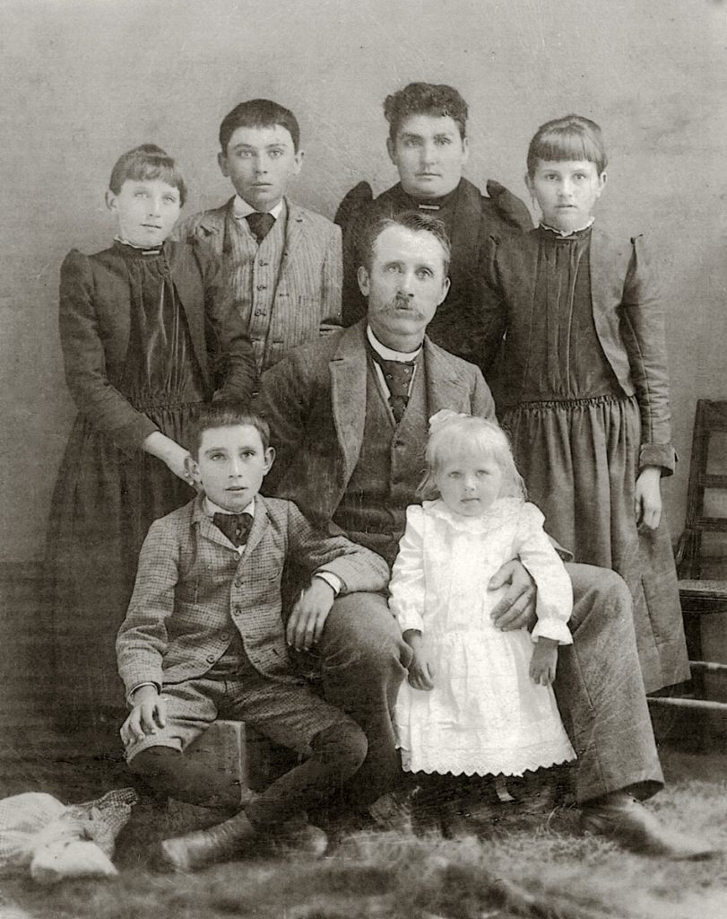 William Allen Hagenbaugh Family