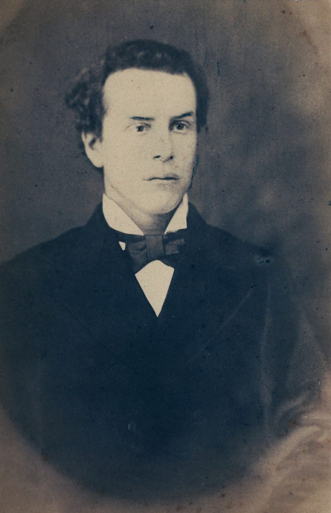 William Henry Davis 1855