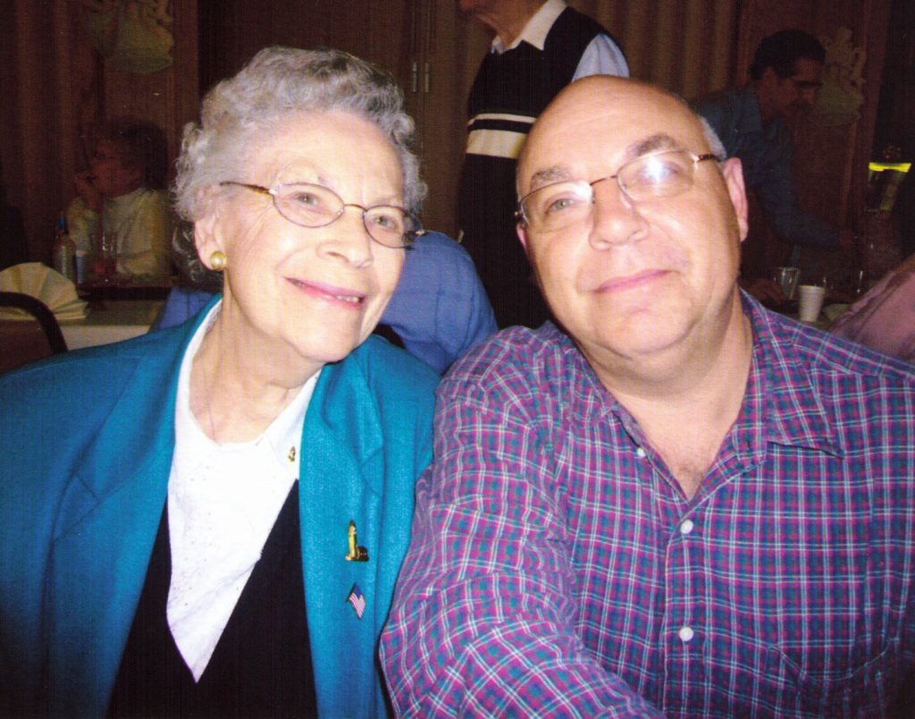 Irene and Mark Hagenbuch, 2006