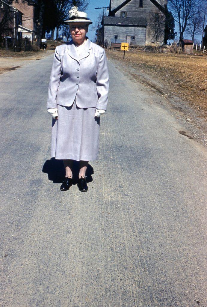 Hannah Hagenbuch Easter Dress