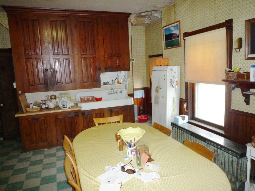 Hiram Hagenbuch House Kitchen