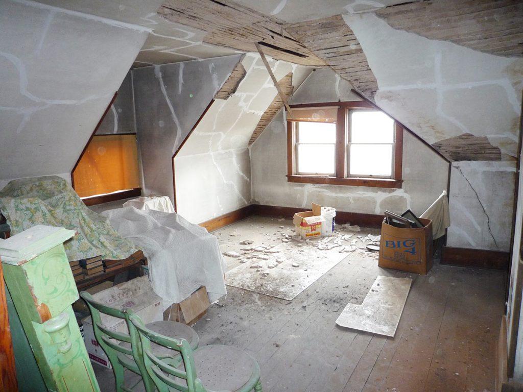 Hiram Hagenbuch Third Floor Bedroom