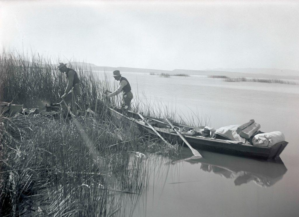 Klamath River Skiff Banks