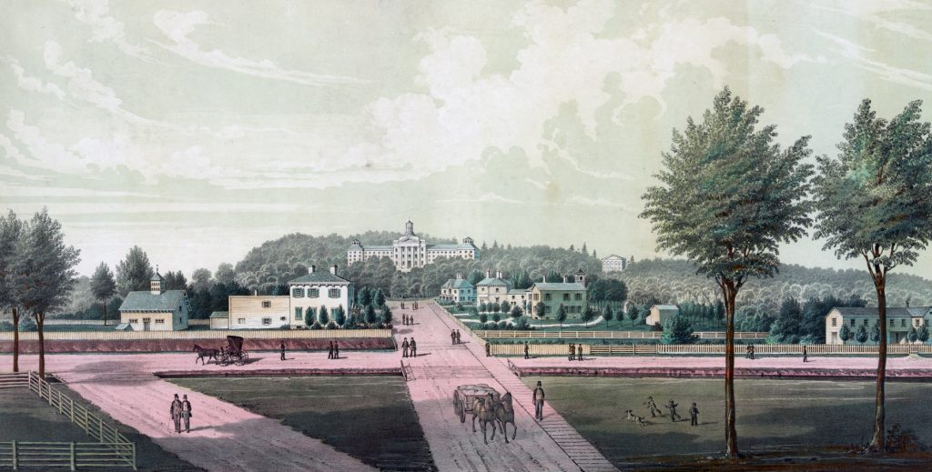 Bucknell University 1870