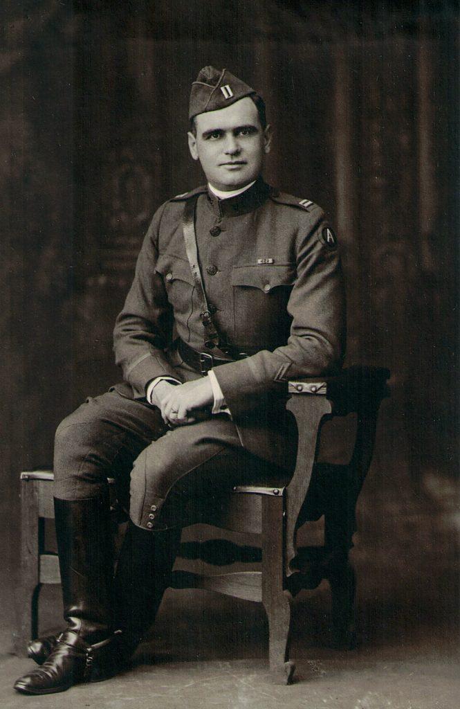 Herbert Willis in uniform