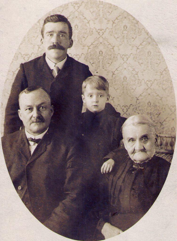 Lindner Family 1905