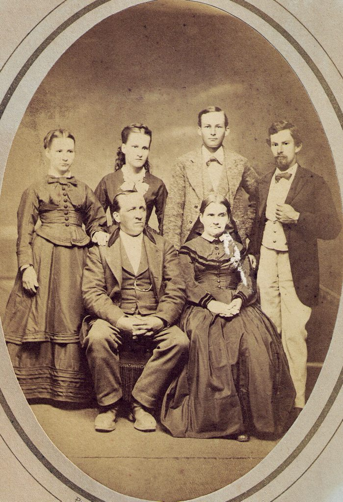 Early Lindner Family
