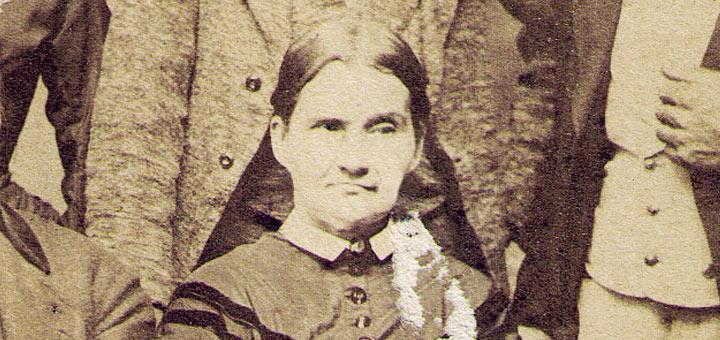 Family Matriarch: Catherine (Messersmith) Lindner