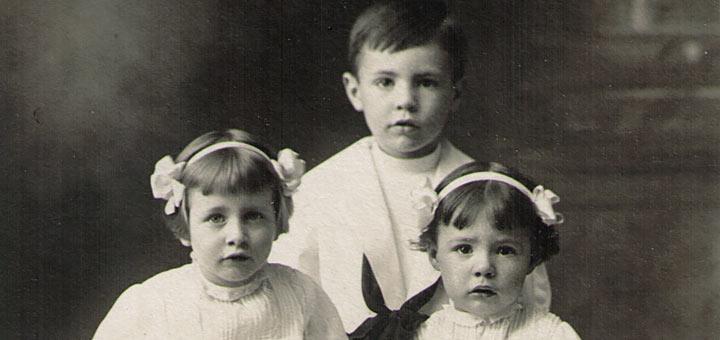 Taylor Children 1912