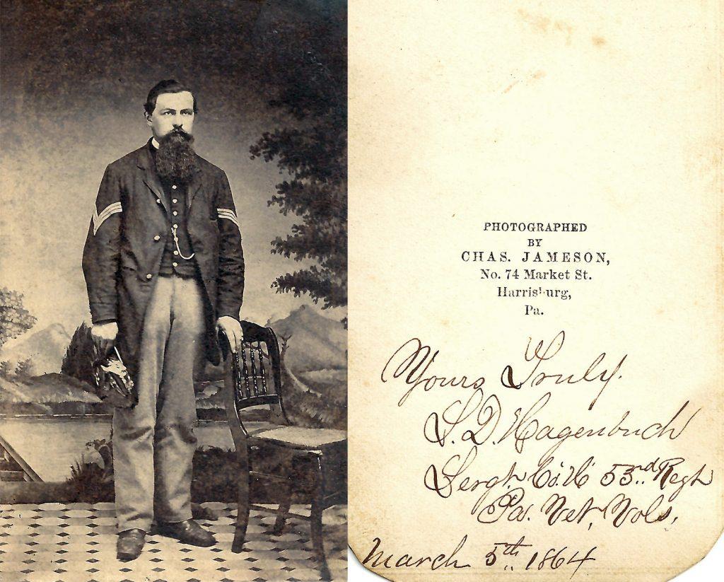 Solomon Hagenbuch 1864