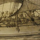 English Brigantine 1725