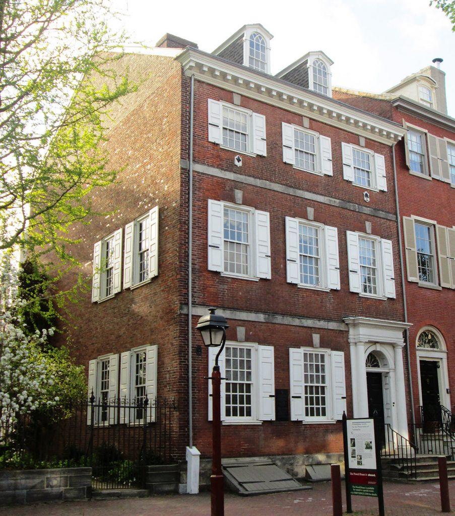 Powel House, Charles Stedman