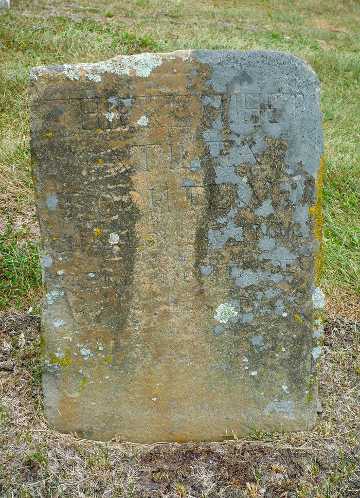 Matilda Hagenbuch Gravestone