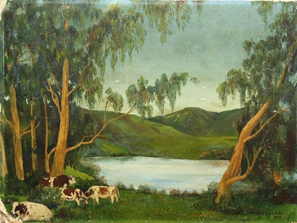 Cattle Water William L. Hagenbaugh