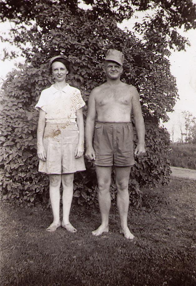 "John ""Jack"" Jr. and Louise Hagenbuch"
