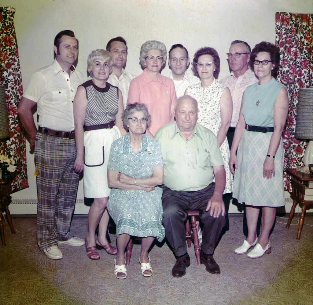Faus Family 1978