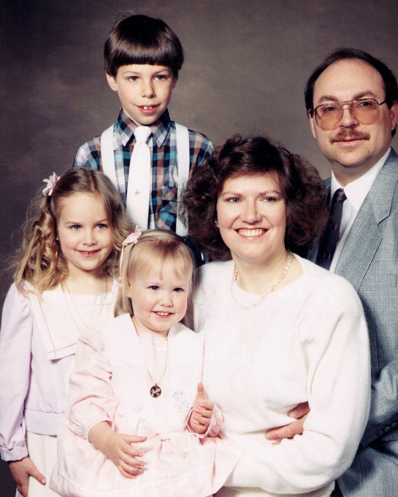 Hagenbuch Family 1988