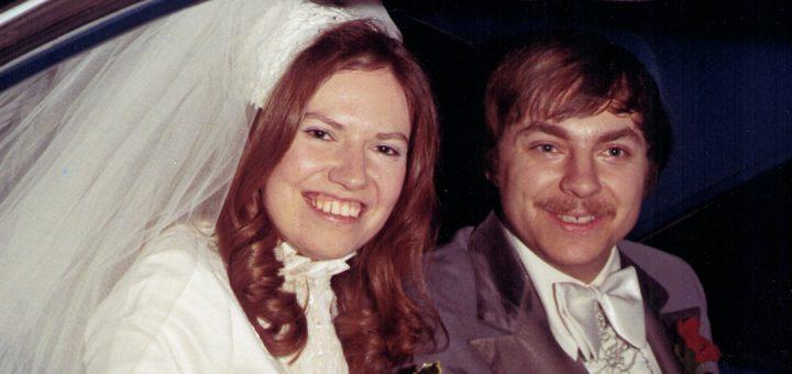 Mark and Linda (Gutshall) Hagenbuch Wedding Detail