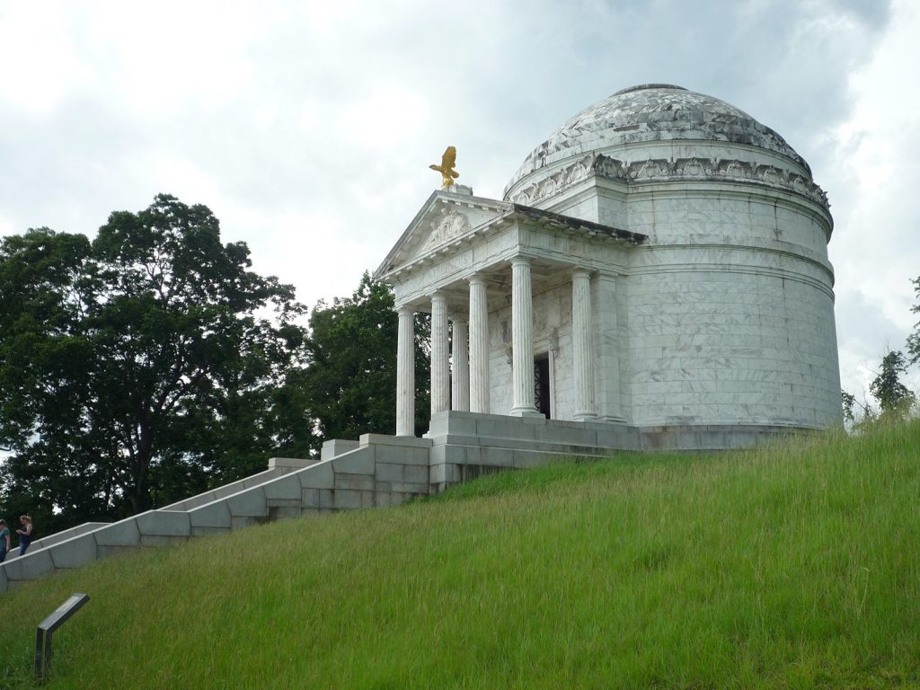 Illinois Memorial Vicksburg Battlefield