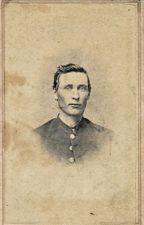 Shadrach L. Hagenbaugh 1863