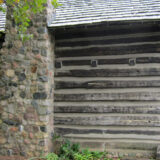 Elias Comstock Log Home