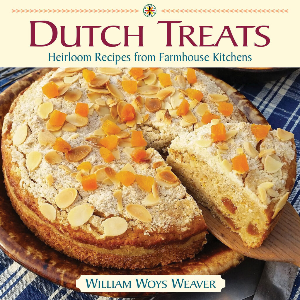Dutch Treats Weaver Cookbook Cover