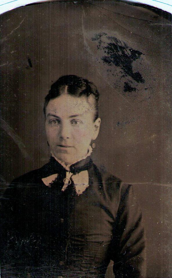 Mary Davis Tintype