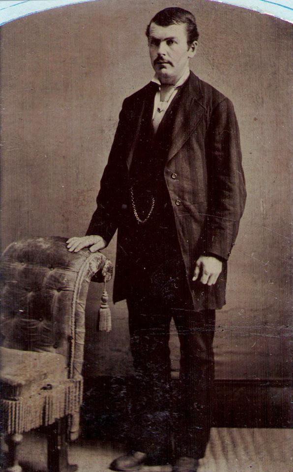 Samuel Sechler Tintype