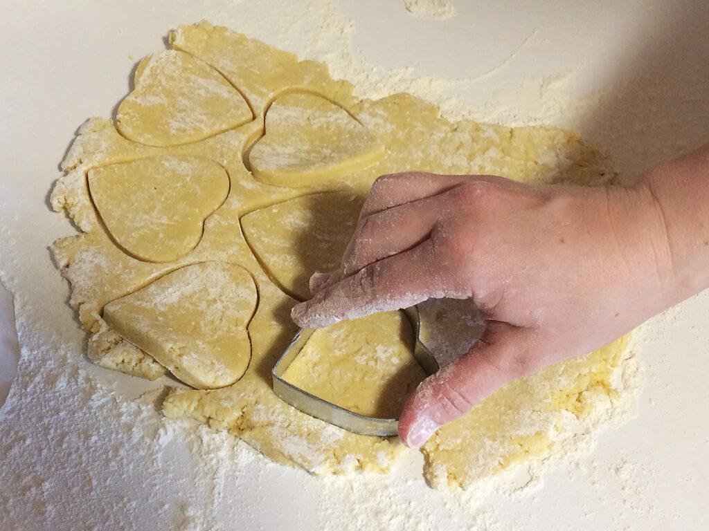 Sugar Cookie Cutter Dough