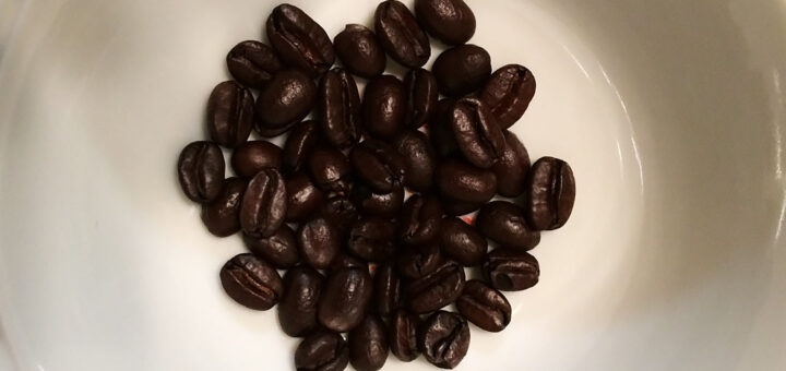 Forty-Nine Coffee Beans