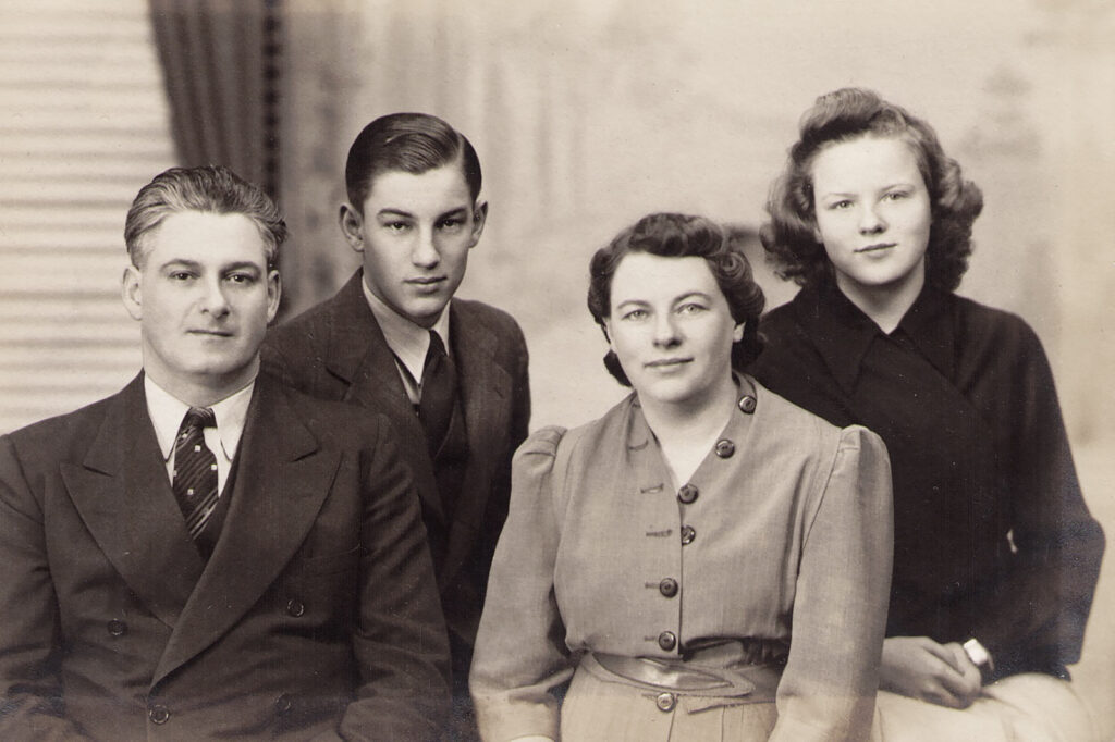 Amos and Helen Hagenbuch