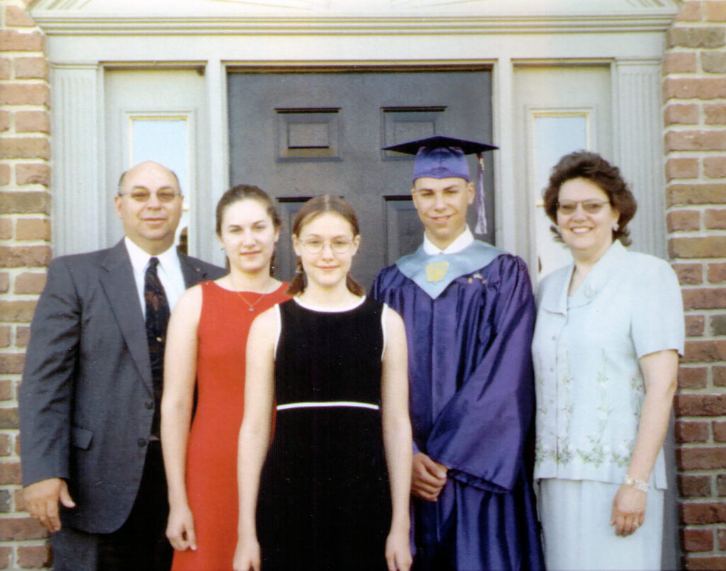 Hagenbuch Graduation 1999