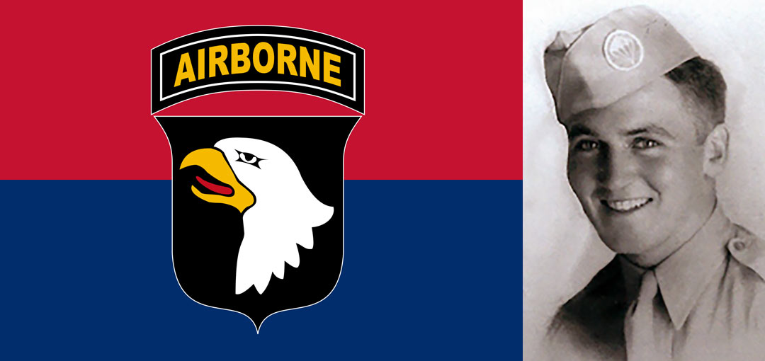 James H. Hagenbuch, 101st Airborne Screaming Eagle
