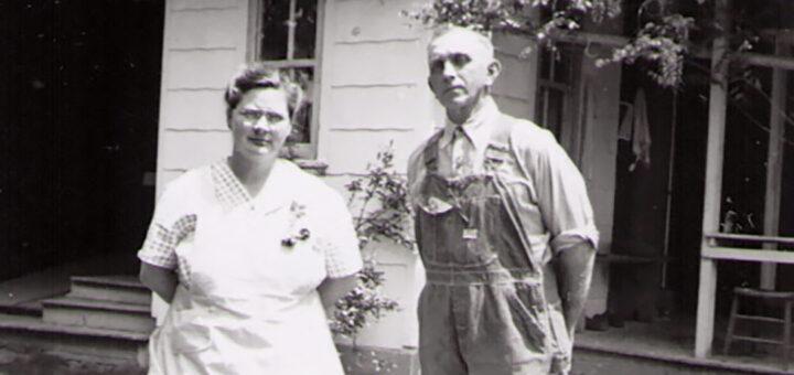 Bernice and Herman Bogart