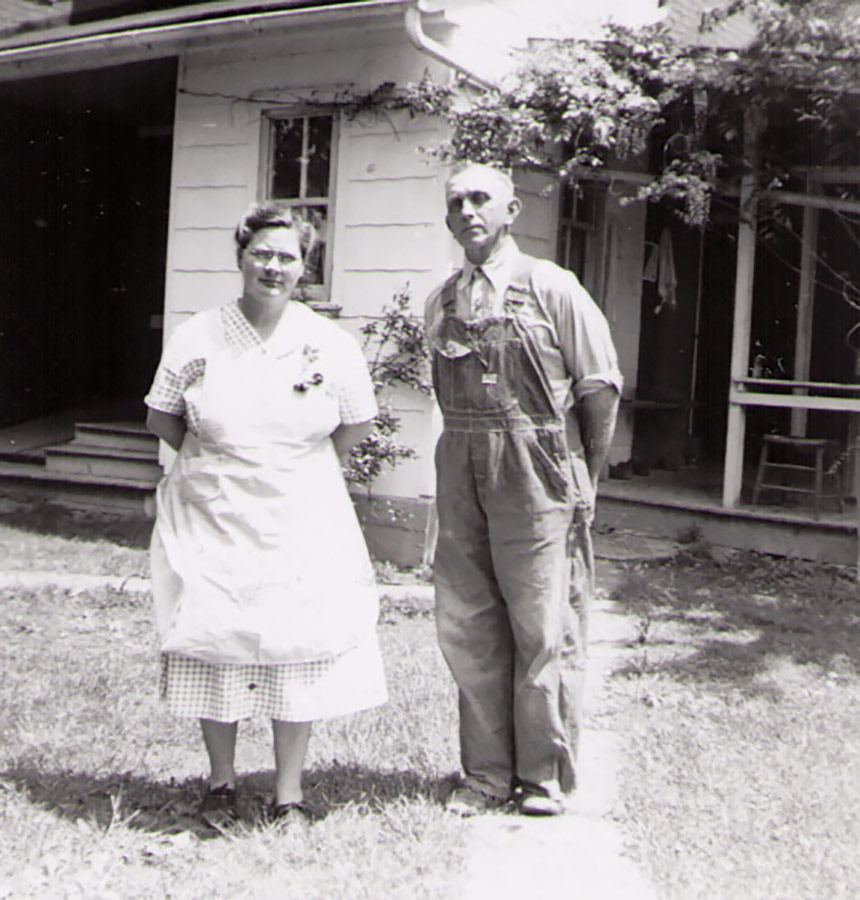 Bernice and Herman Bogart