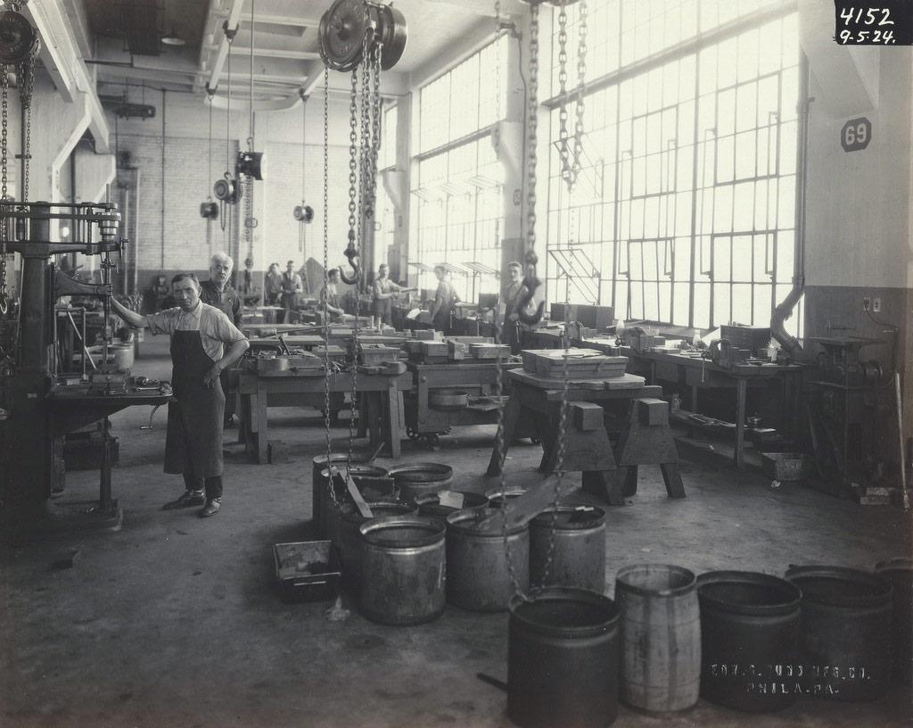 Budd Company 1924