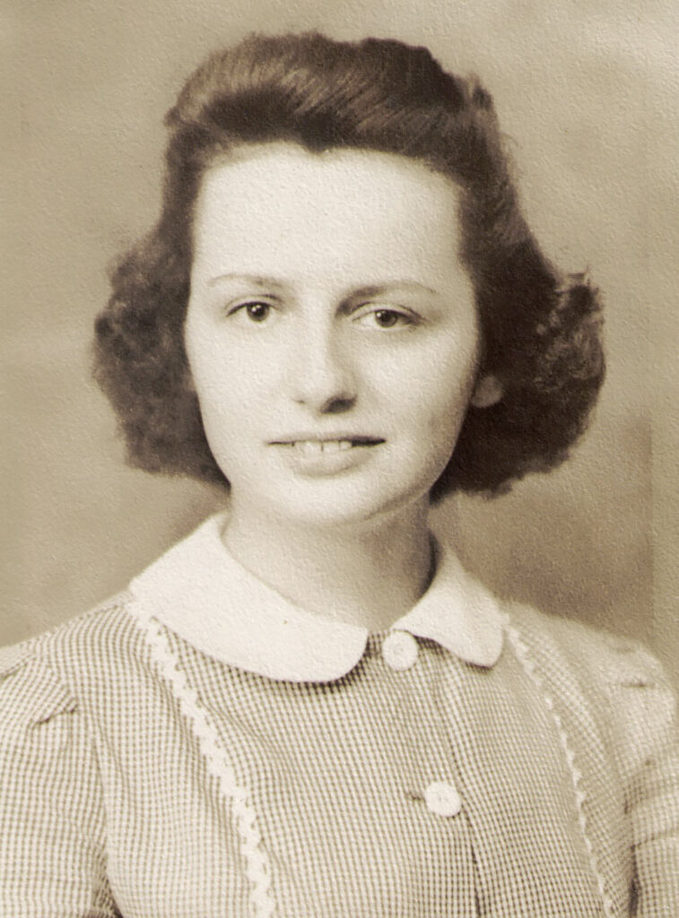 Florence Hagenbuch 1944
