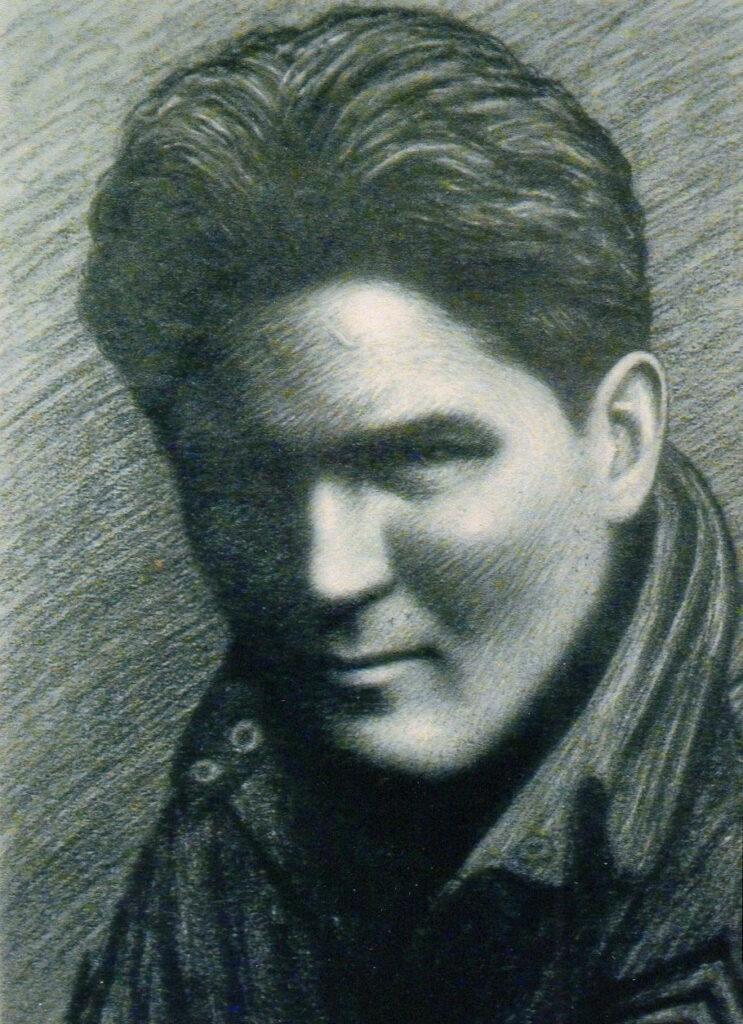 James H. Hagenbuch Sketch
