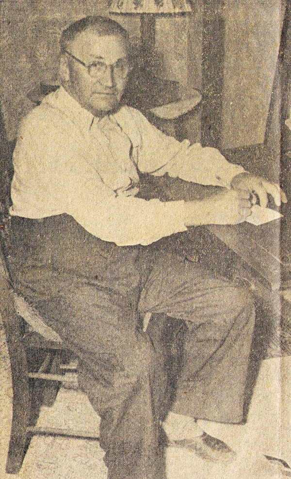 Percy Hagenbuch 1950