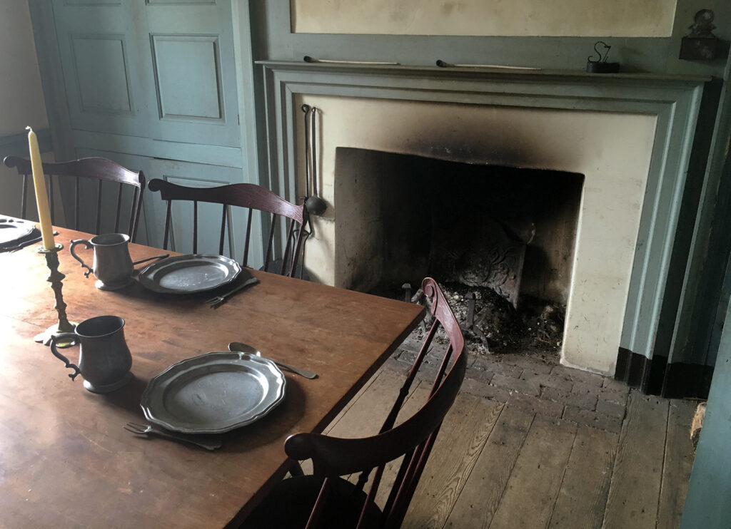 Colonial Table and Hearth