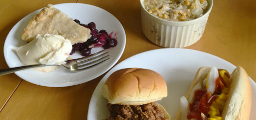 Oak Grove Church Festival Foods